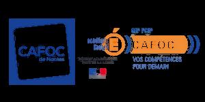 Logo CAFOC de Nantes